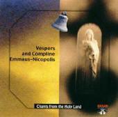 CD-06 Vespers and Compline: Live From Latroun Monastery