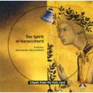 CD-19 The Spirit of the Harpsichord. Soloist: Alexander Rosenblatt